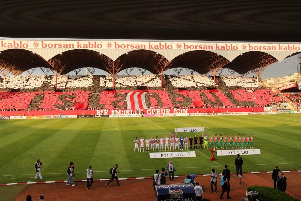 Samsunspor, Albimo Alanyaspor'u 5-1 Yendi galerisi resim 5