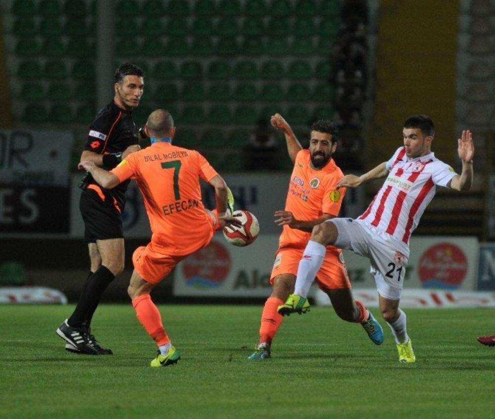Samsunspor-Alanyaspor Maçı galerisi resim 2