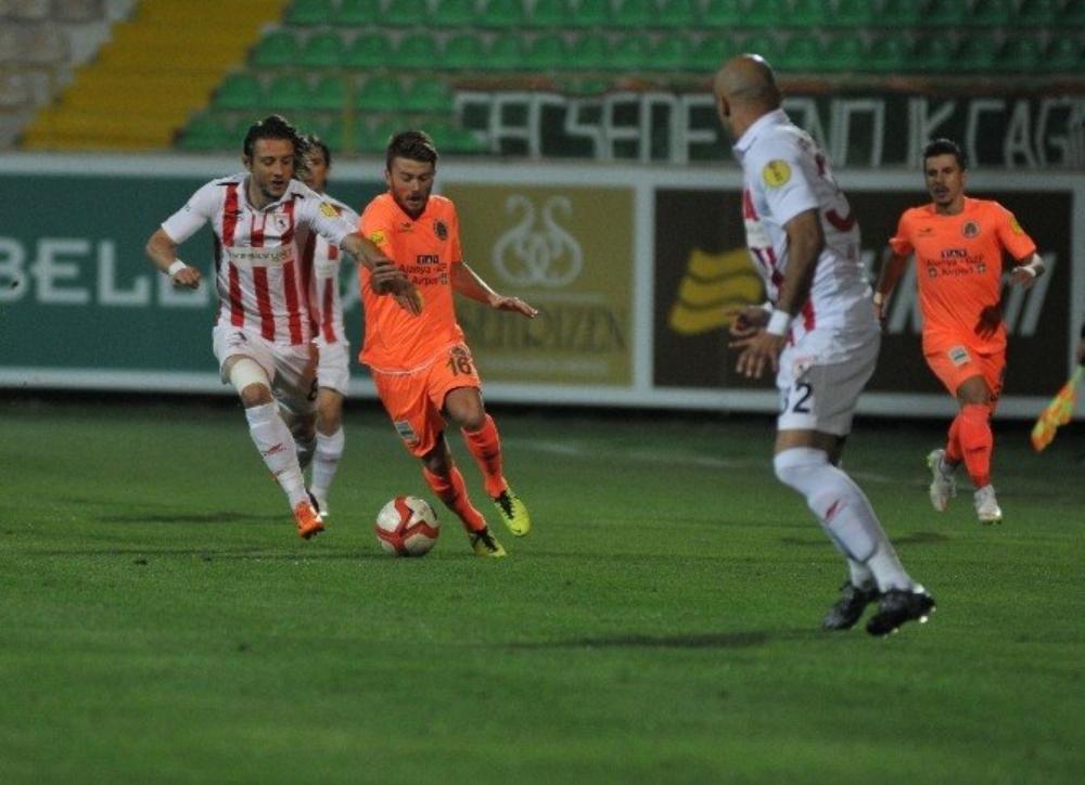 Samsunspor-Alanyaspor Maçı galerisi resim 3