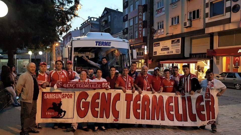 Samsun Tek Yürek Oldu İstanbul'a Akın Etti galerisi resim 1