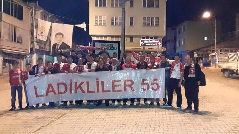 Samsun Tek Yürek Oldu İstanbul'a Akın Etti galerisi resim 5