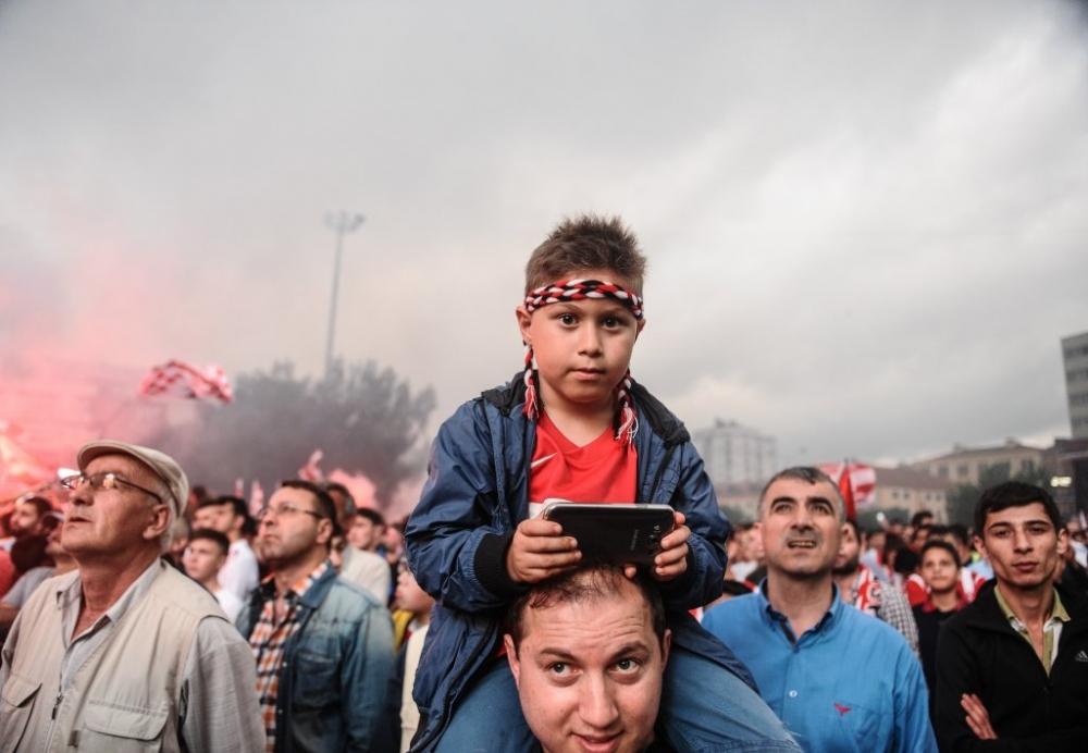 Samsunspor-Antalyaspor Final Maçı galerisi resim 21