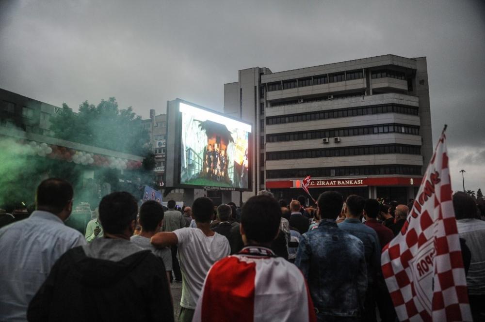 Samsunspor-Antalyaspor Final Maçı galerisi resim 23