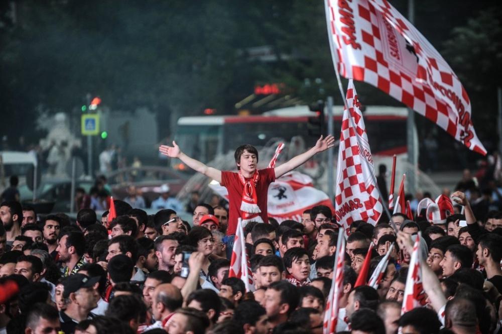 Samsunspor-Antalyaspor Final Maçı galerisi resim 24