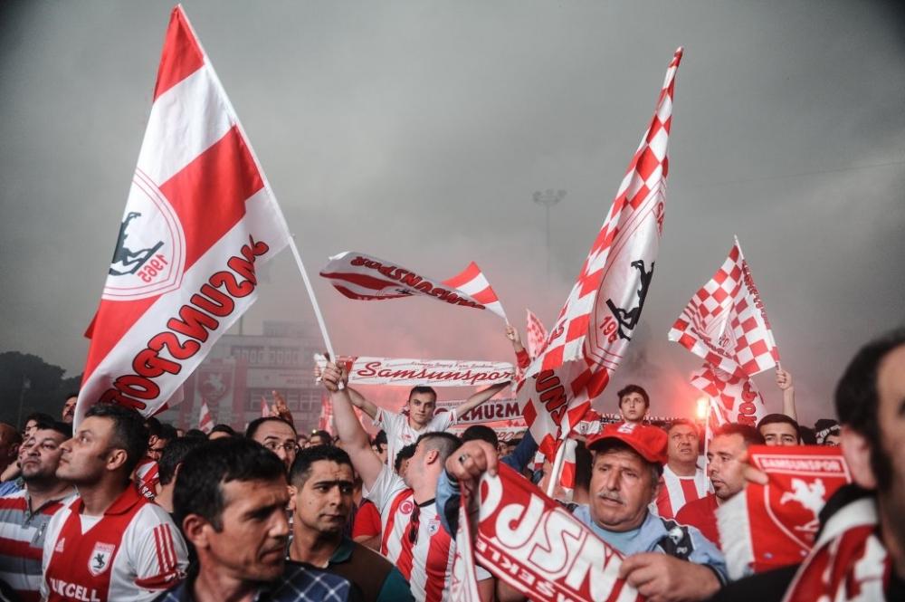 Samsunspor-Antalyaspor Final Maçı galerisi resim 25