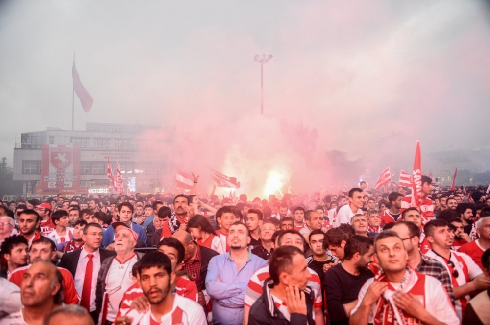 Samsunspor-Antalyaspor Final Maçı galerisi resim 26