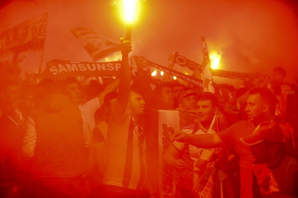 Samsunspor-Antalyaspor Final Maçı galerisi resim 27
