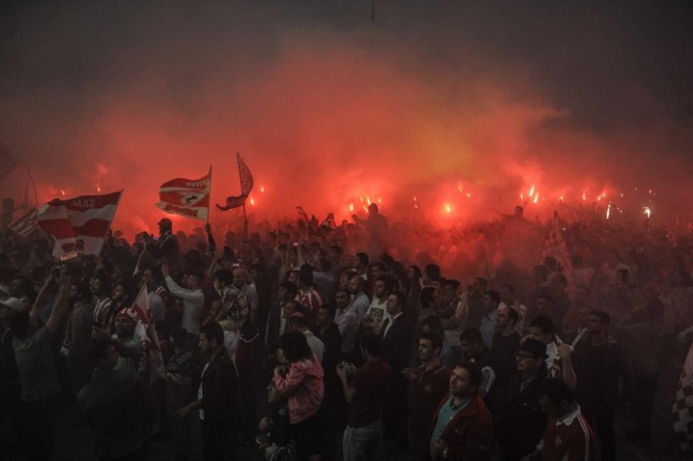 Samsunspor-Antalyaspor Final Maçı galerisi resim 28