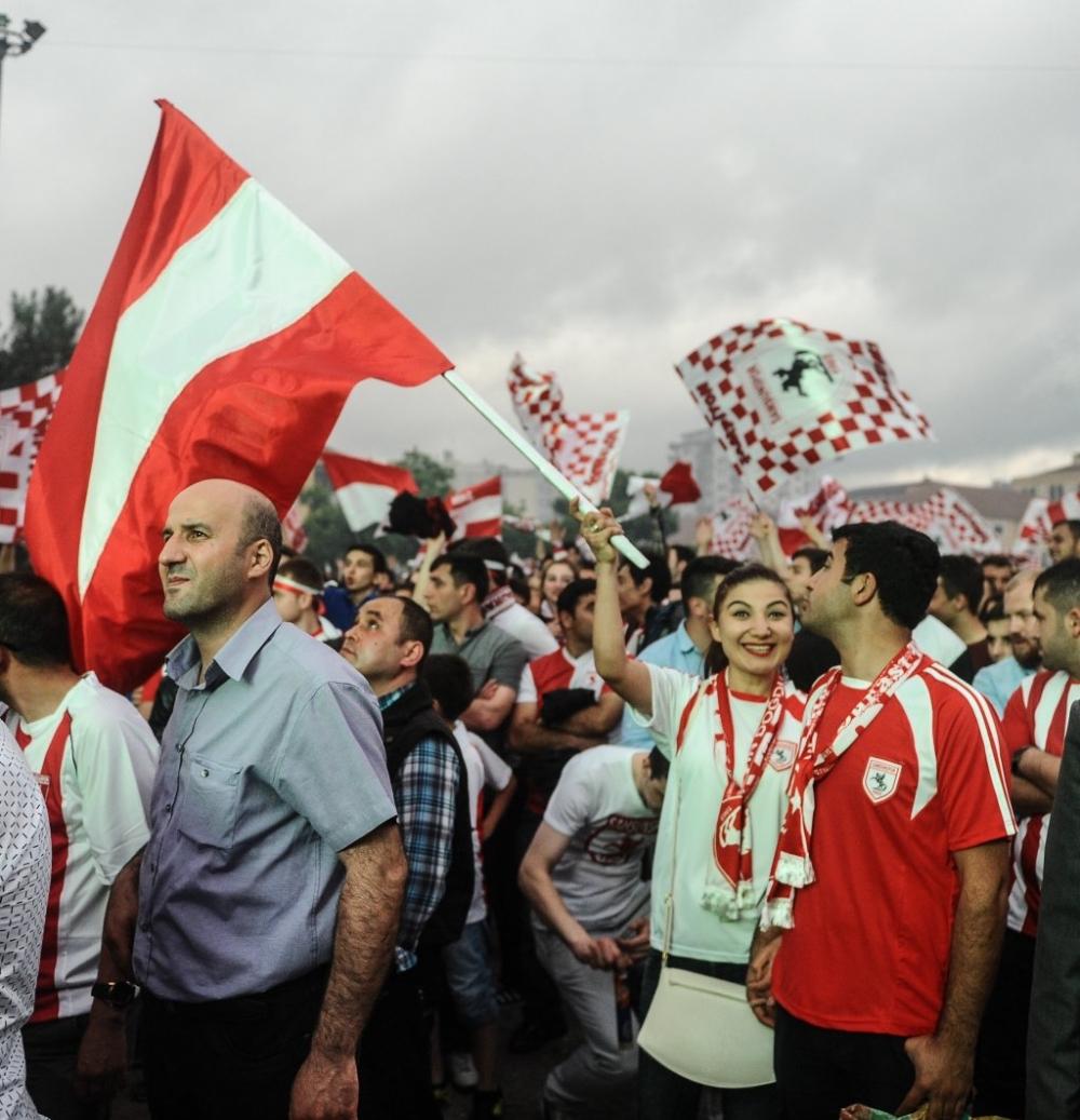 Samsunspor-Antalyaspor Final Maçı galerisi resim 29