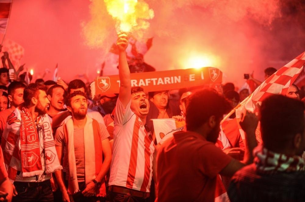 Samsunspor-Antalyaspor Final Maçı galerisi resim 32