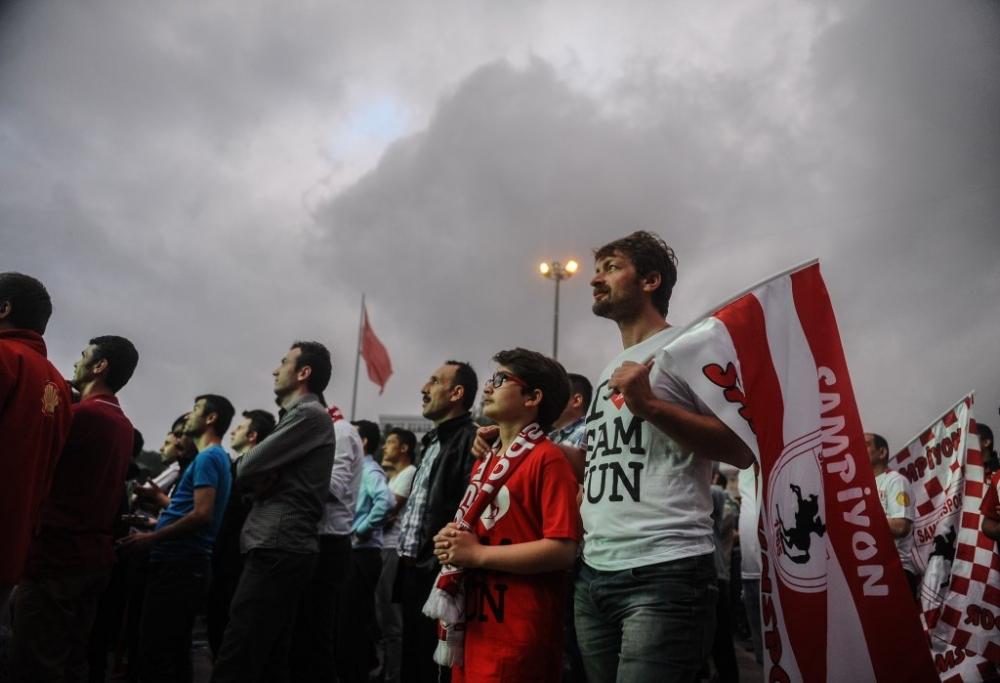 Samsunspor-Antalyaspor Final Maçı galerisi resim 33