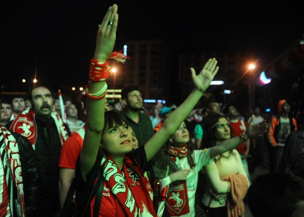 Samsunspor-Antalyaspor Final Maçı galerisi resim 34