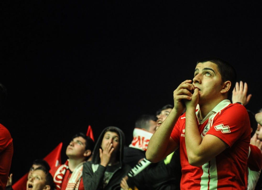 Samsunspor-Antalyaspor Final Maçı galerisi resim 35