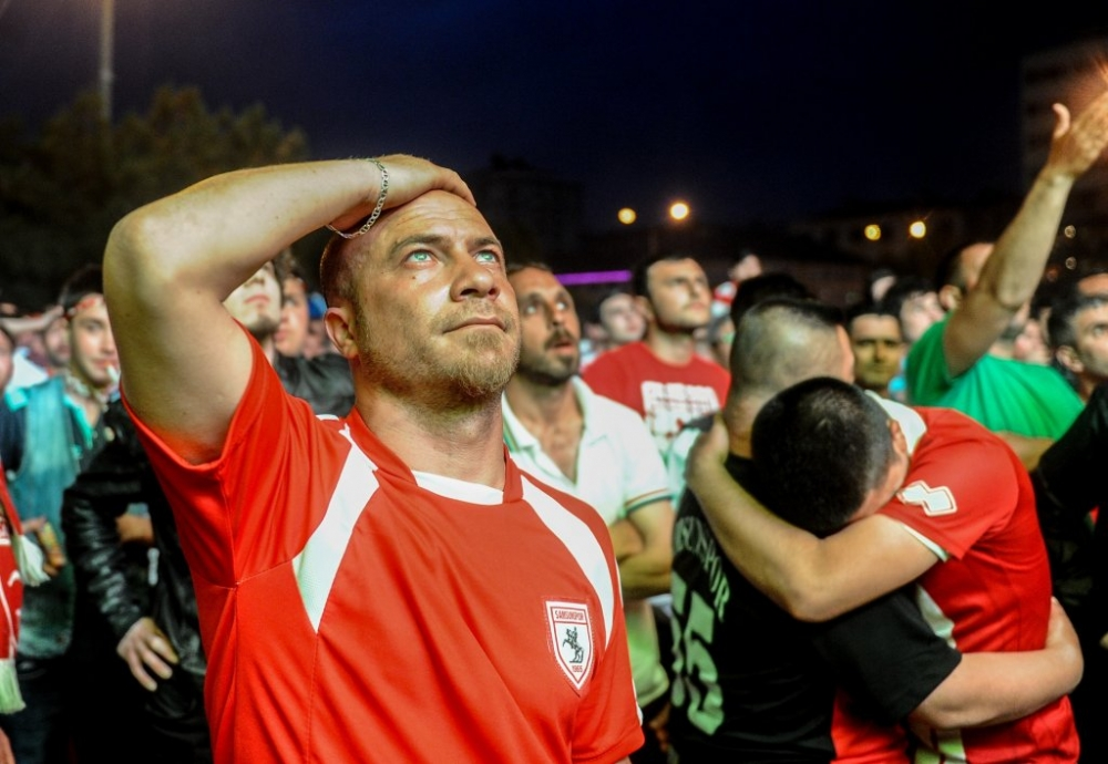 Samsunspor-Antalyaspor Final Maçı galerisi resim 36