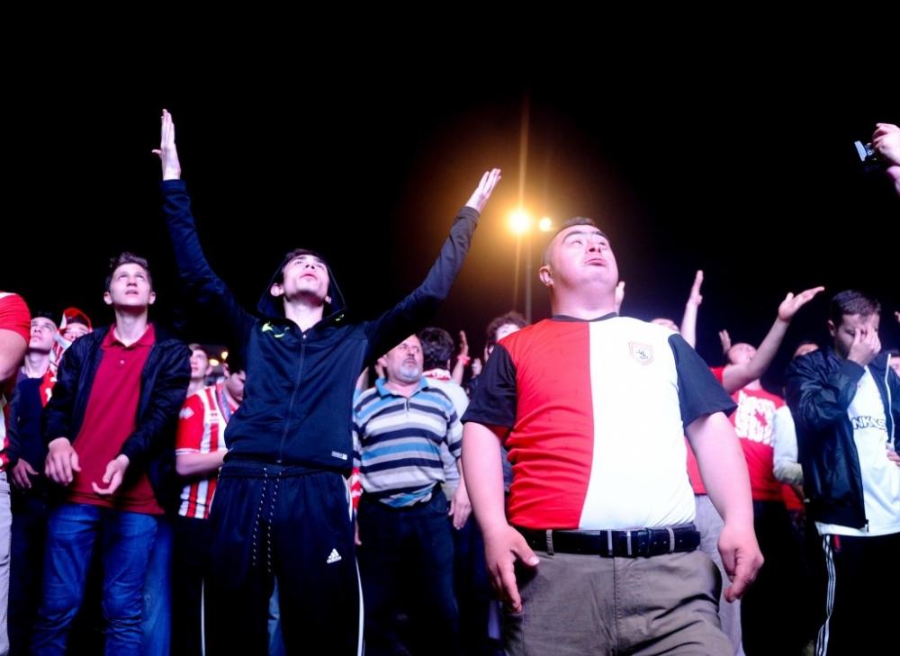 Samsunspor-Antalyaspor Final Maçı galerisi resim 38