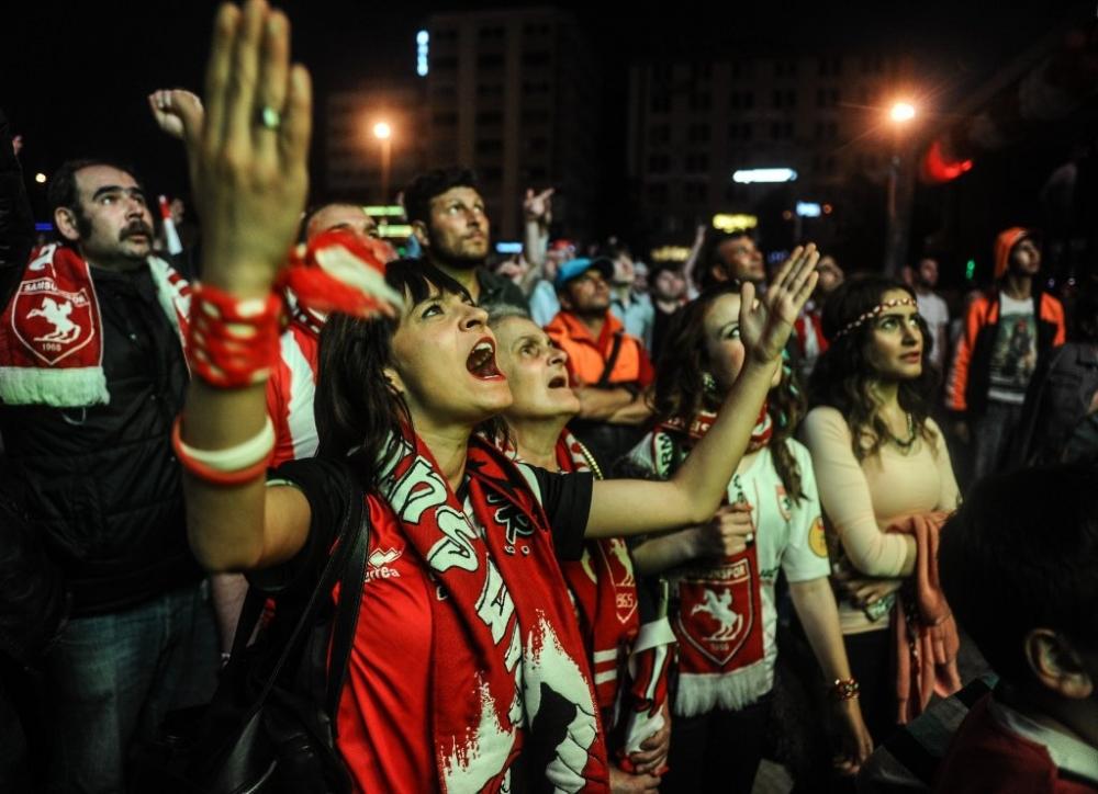 Samsunspor-Antalyaspor Final Maçı galerisi resim 39