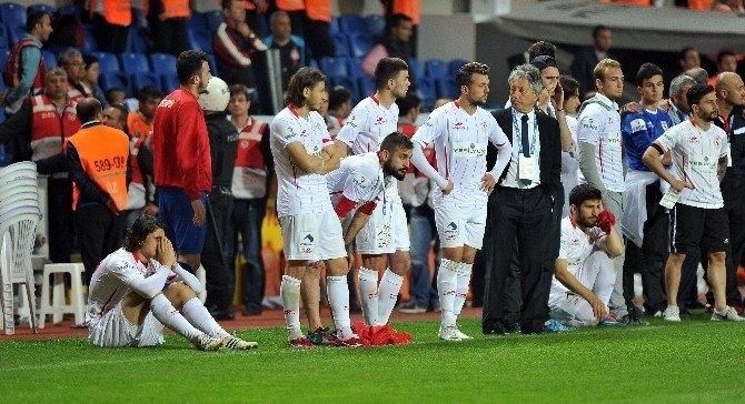 Samsunspor-Antalyaspor Final Maçı galerisi resim 4