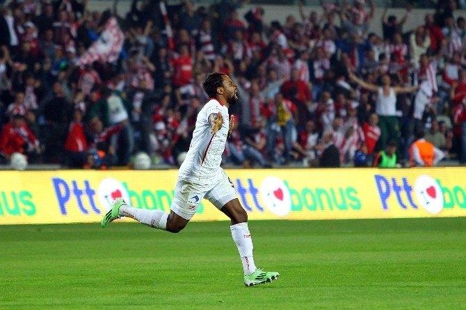 Samsunspor-Antalyaspor Final Maçı galerisi resim 5