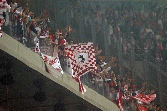 Samsunspor-Antalyaspor Final Maçı galerisi resim 6
