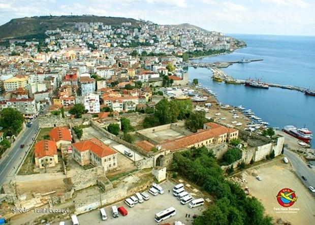 Havadan Samsun ve Karadeniz galerisi resim 11