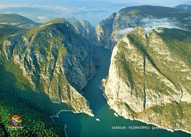 Havadan Samsun ve Karadeniz galerisi resim 2