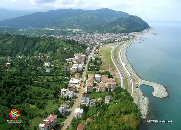 Havadan Samsun ve Karadeniz galerisi resim 5