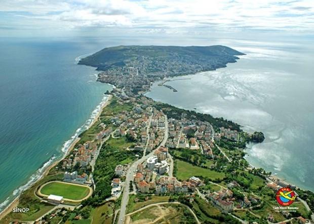Havadan Samsun ve Karadeniz galerisi resim 8