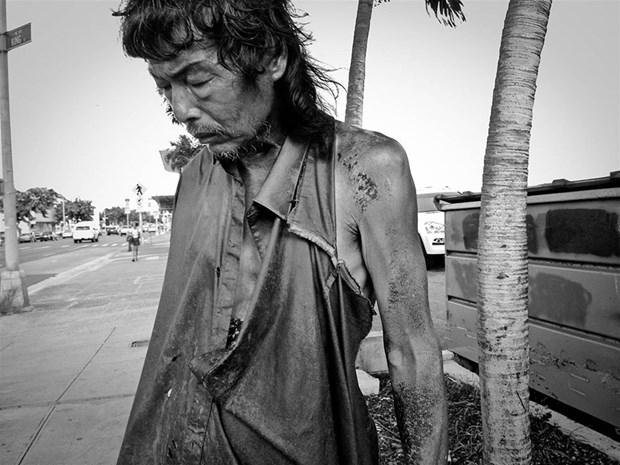 Fotoğrafını Çektiği Evsiz Babası Çıktı galerisi resim 5