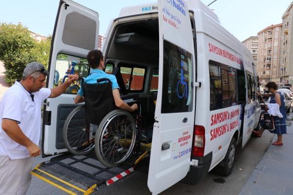 Samsun'daki Bu Tesiste Sadece Engelliler Tatil Yapabiliyor galerisi resim 8