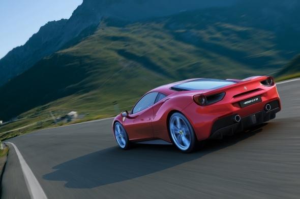 İşte Ferrari 488 GTB galerisi resim 3