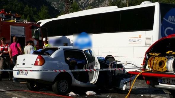 Yine Yolcu Otobüsü Yine Facia!: 5 Ölü galerisi resim 2