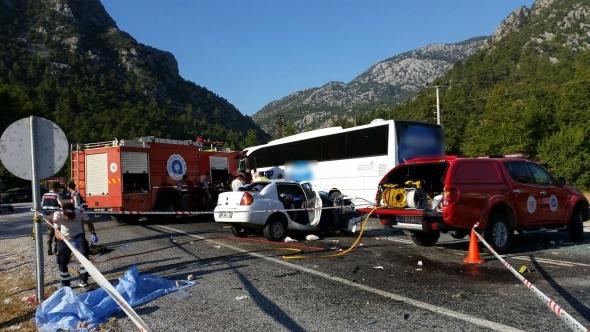 Yine Yolcu Otobüsü Yine Facia!: 5 Ölü galerisi resim 4