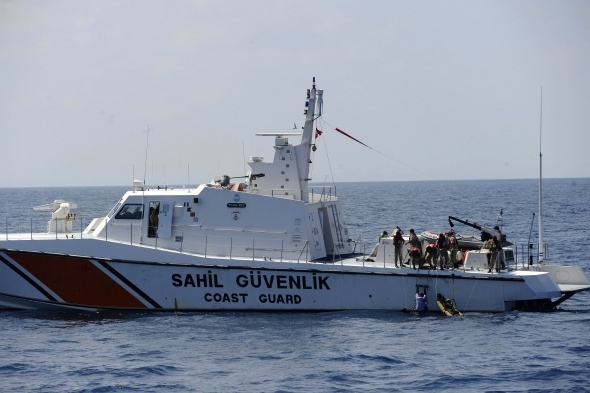 Karadeniz'deki Black Sea Hawk tatbikatı nefes kesti galerisi resim 2