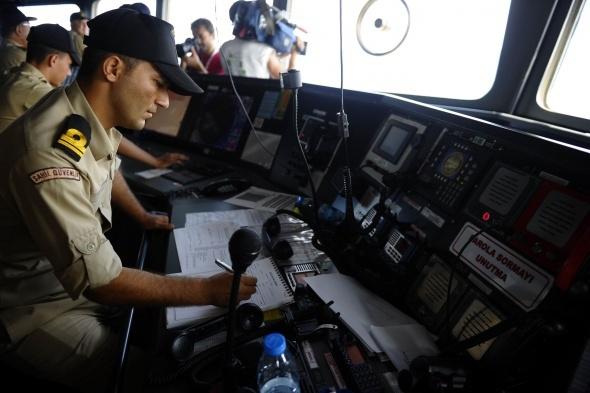 Karadeniz'deki Black Sea Hawk tatbikatı nefes kesti galerisi resim 8
