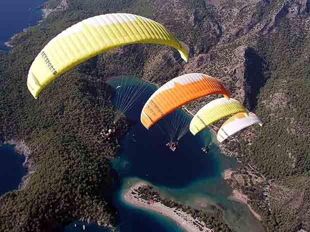 Türkiye'nin Adrenalin Dolu En İyi 10 Tatil Yeri galerisi resim 1