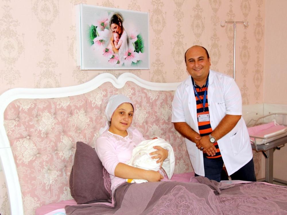 Samsun'da '5 Yıldızlı' Doğum Konforu galerisi resim 2