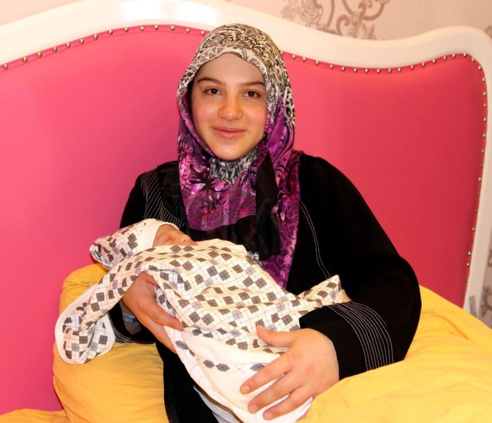 Samsun'da '5 Yıldızlı' Doğum Konforu galerisi resim 3