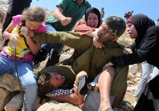 Dünya İsrailli Askerin Acımazlığını Konuşuyor! galerisi resim 9