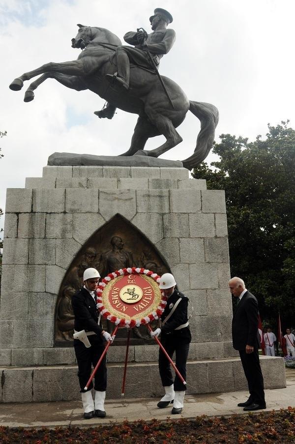 Samsun'da 30 Ağustos Böyle Kutlandı galerisi resim 6