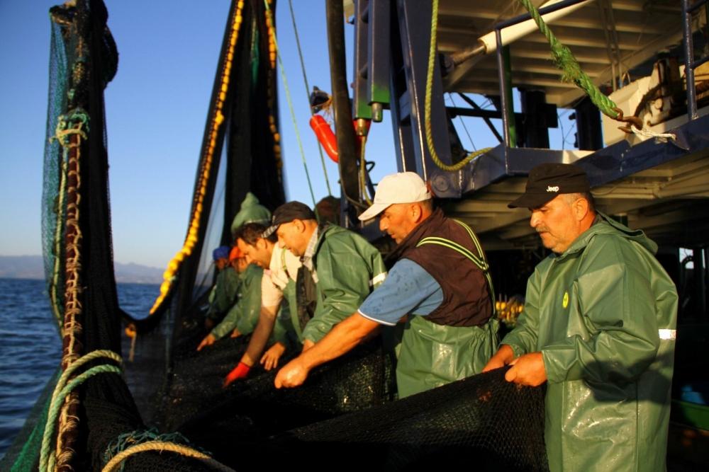 Samsunlu Balıkçılardan 'Vira Bismillah' galerisi resim 5