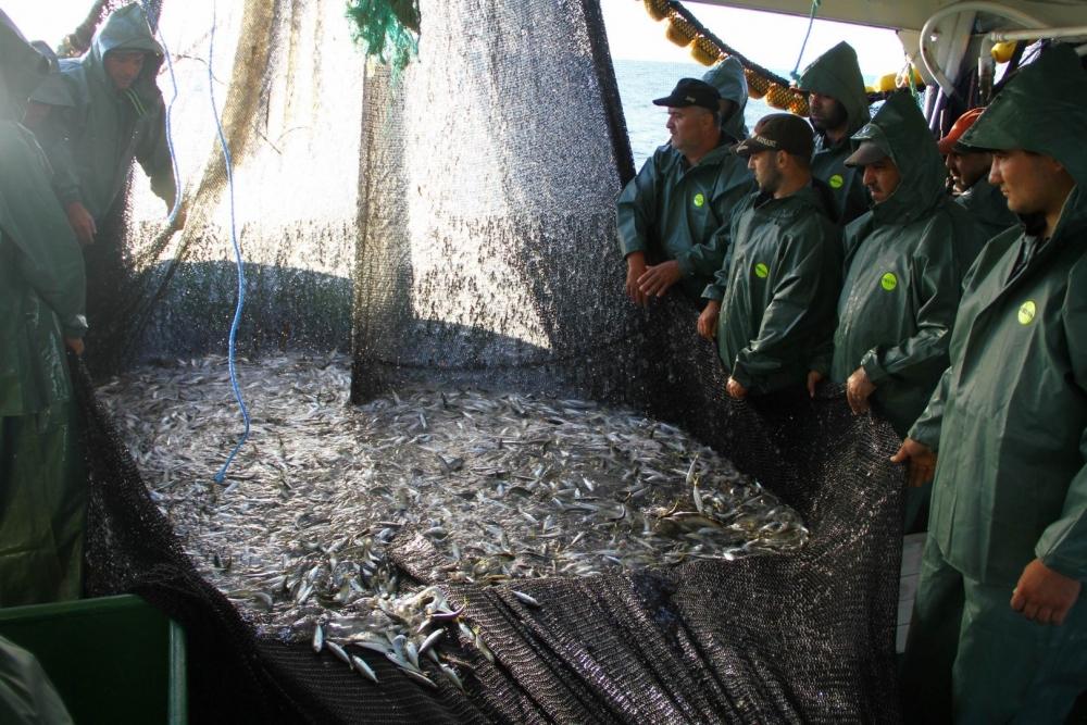 Samsunlu Balıkçılardan 'Vira Bismillah' galerisi resim 6