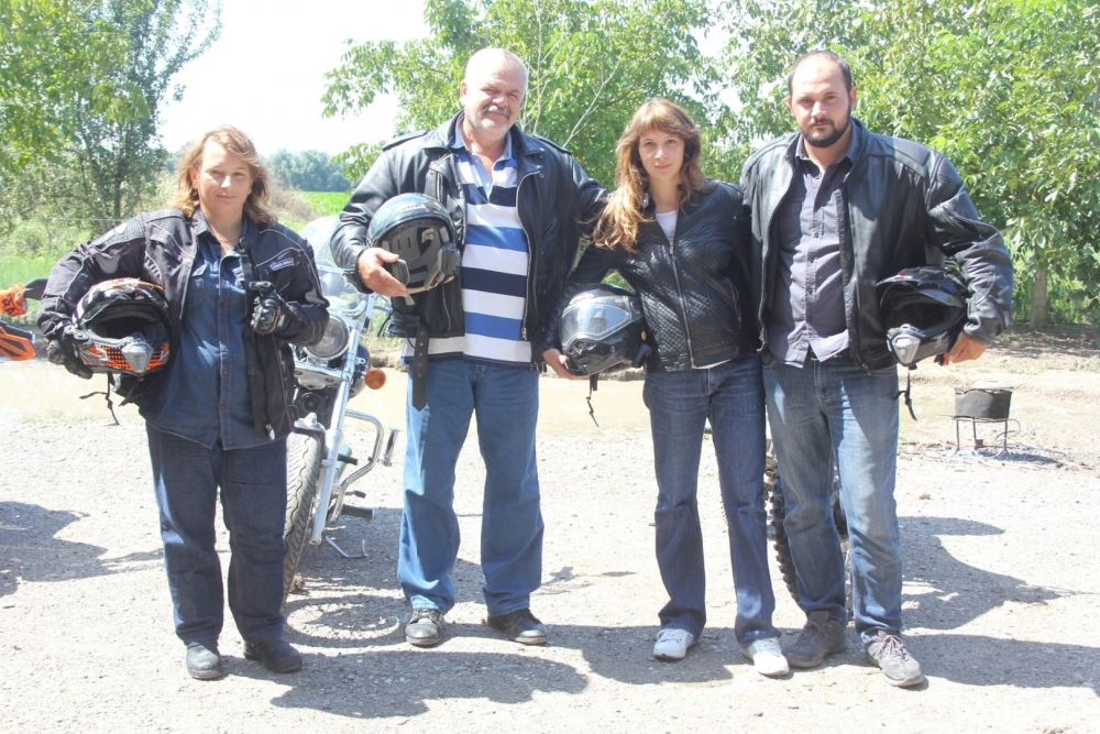 Motosiklet Tutkunu: Akyel Ailesi galerisi resim 6
