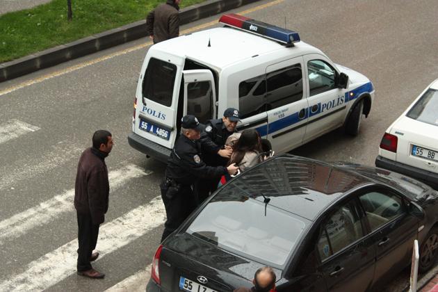 Polisin zor anları galerisi resim 8