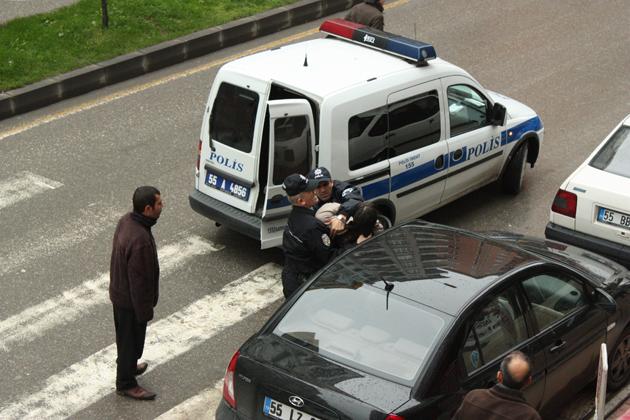 Polisin zor anları galerisi resim 9