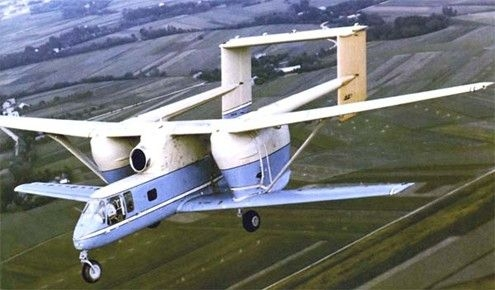 Bugüne Kadar Yapılmış En Çirkin Uçaklar galerisi resim 10
