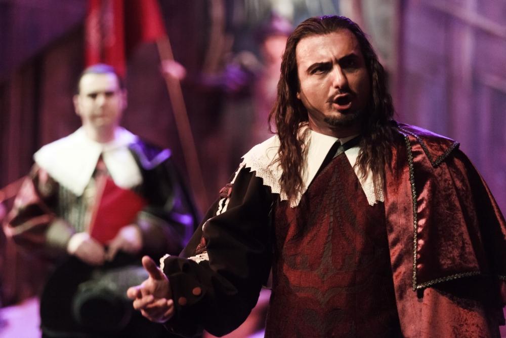 Maskeli Balo: Samsun Devlet Opera ve Balesi galerisi resim 1