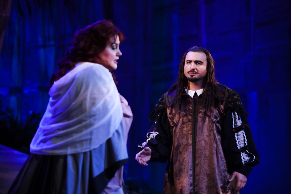 Maskeli Balo: Samsun Devlet Opera ve Balesi galerisi resim 5