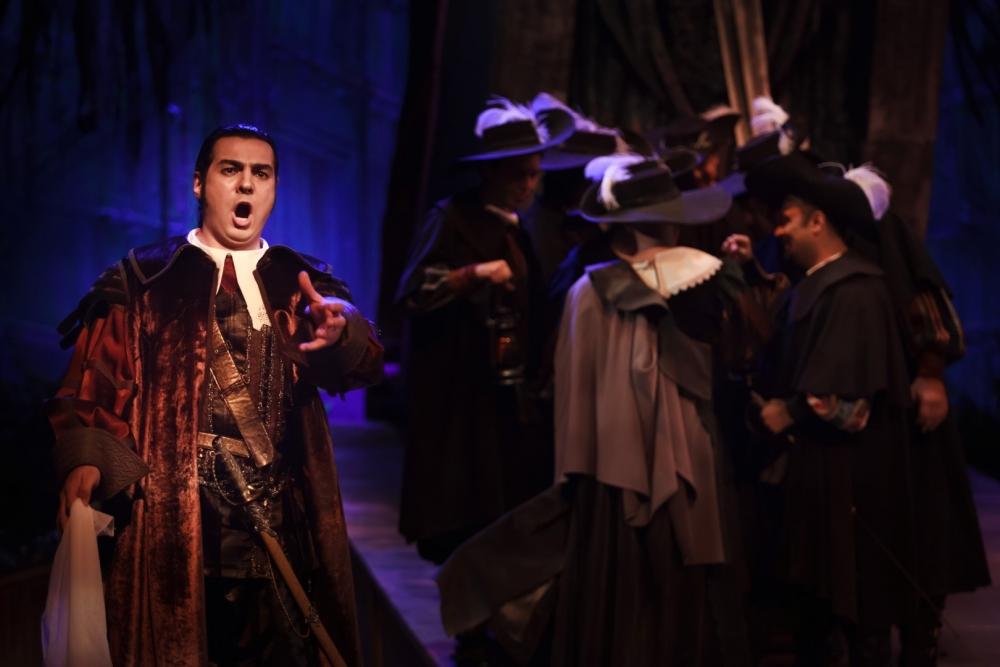 Maskeli Balo: Samsun Devlet Opera ve Balesi galerisi resim 6