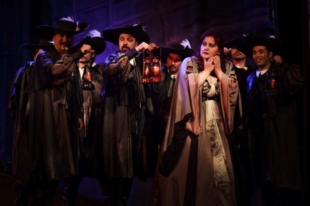 Maskeli Balo: Samsun Devlet Opera ve Balesi galerisi resim 7