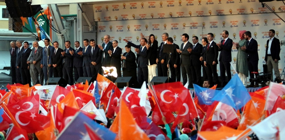 Başbakan Davutoğlu Samsun Mitinginde Konuştu galerisi resim 11